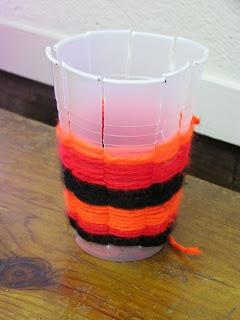 B Art Z- Elementary Art: weaving
