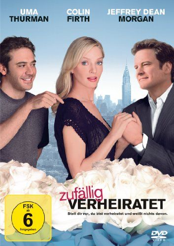 Zufällig verheiratet * IMDb Rating: 5,4 (13.189) * 2008 USA,Ireland * Darsteller: Uma Thurman, Jeffrey Dean Morgan, Colin Firth,