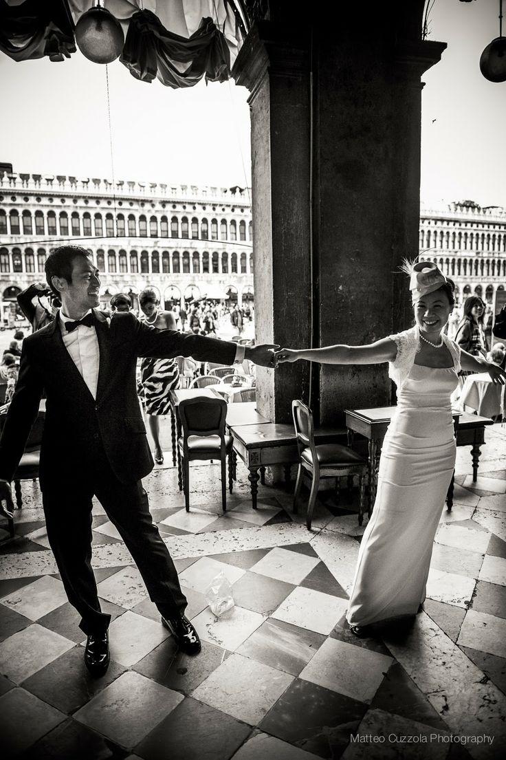 Wedding in Venice - Matrimonio a Venezia - Caffè Florian - Elizabeth e Chung-Li 10 Ottobre 2013