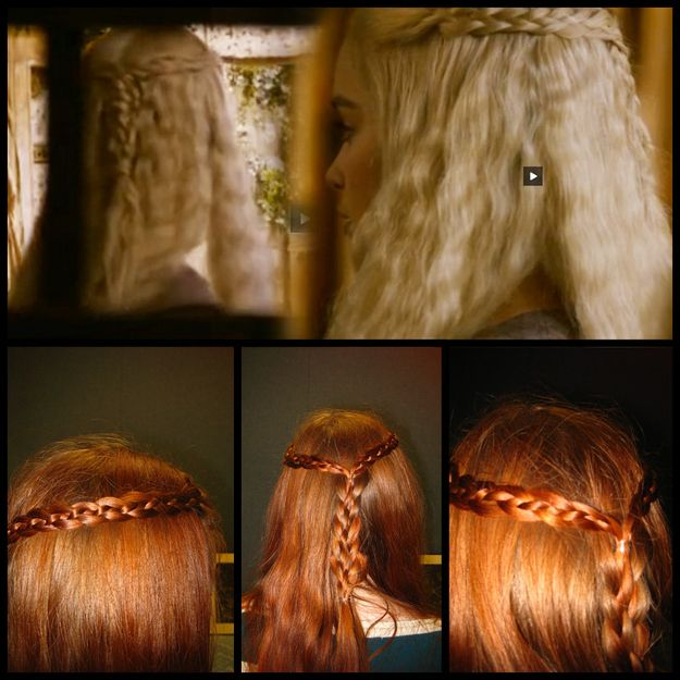 Wedding Hairstyles Games: 116 Best Ideas About Daenerys Targaryen On Pinterest