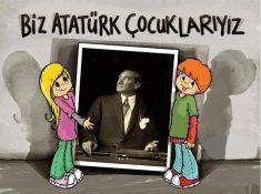 Atatürk Çocukları Kalıbı