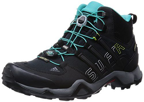 $$  Adidas Terrex Swift R Mid GTX Women's Walking Shoes - AW15 - 55 - Black