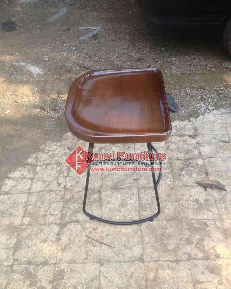 Kursi Stool Bar Cafe Restoran  Materialnya Kayu dan Besi Pengiriman hari Rabu minggu ini ke DKI Jakarta.  Get ready custome furniture  Monggo yang mau order bisa Hubungi Line: @ret1594t (pakai @ ya) 0858-7516-6325 (WA/Telegram) Email: kuncifurniture@gmail.com BBM: 575FFB84 Info Lengkap -> http://bit.ly/LineKunciFurniture  Fast Respon add Line / WA #stooljati #stool #stoolsample #stoolbar #stoolcafe #stoolkayu #kursistool #kursibar #kursibarkayu #kursi #kursibarminimalis #kursibarcafe…
