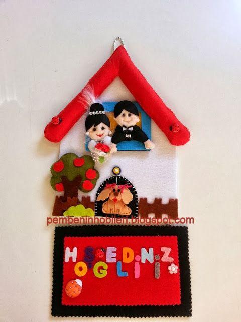 http://pembeninhobileri.blogspot.com.tr/                                keçeden gelin damat