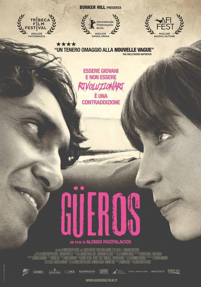 """Il cineforum di Caserta Film Lab presenta """"Güeros"""" di Alonso Ruizpalacios a cura di Redazione - http://www.vivicasagiove.it/notizie/cineforum-caserta-film-lab-presenta-gueros-alonso-ruizpalacios/"""