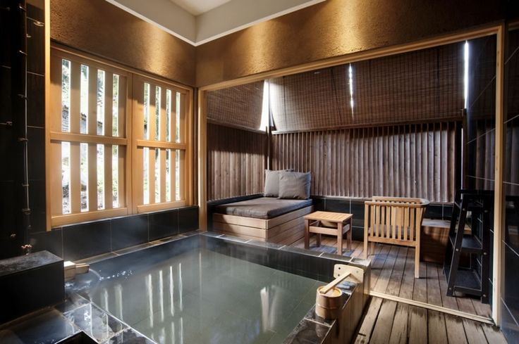 Hakone Hot Springs Resort With Private Rooms