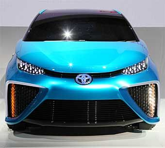 267 best cars images on pinterest custom cars old cars and car toyota fcv concept review fandeluxe Gallery