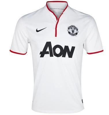 Equipación Manchester United 2012-13