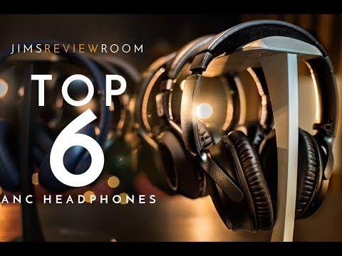 Top 6 BEST ACTIVE Noise Cancelling Headphones - 2017/2018 - YouTube