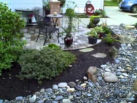 No Lawn Landscape by Woody's Custom Landscaping in Portland, Oregon. - 37 Best Outdoor Living Images On Pinterest Outdoor Life, Outdoor
