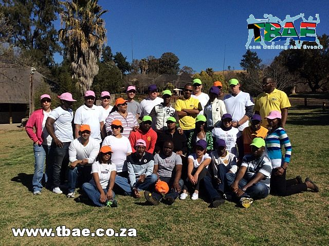 ETC Solutions Amazing Race Team Building Pretoria
