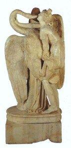 Leda e il cigno, II secolo d.C. Museo Archeologico Nazionale di Venezia