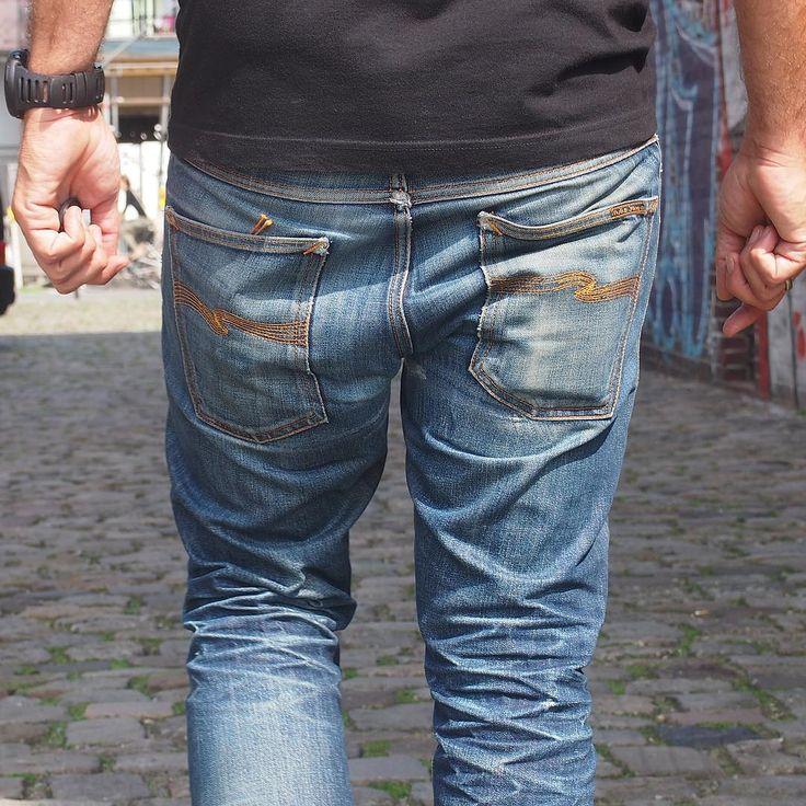 Grim Tim Nudie Jeans