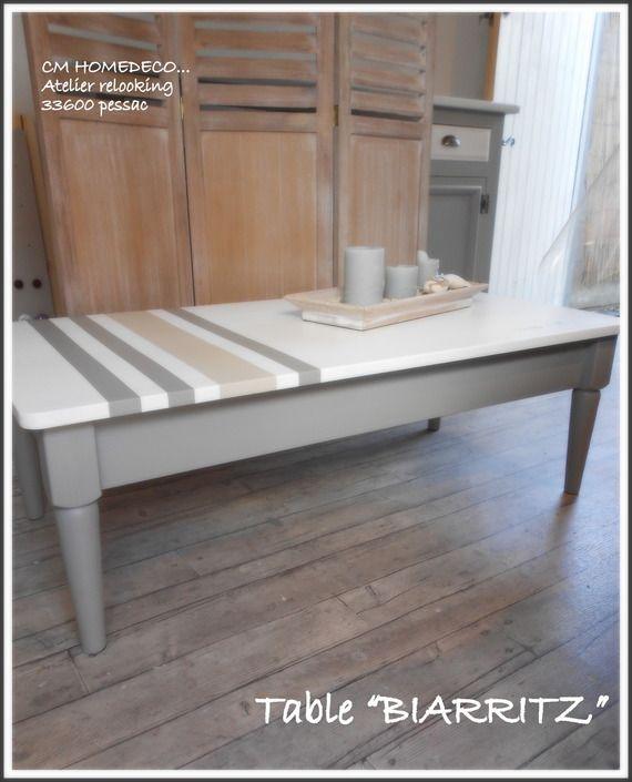 Les 25 meilleures id es de la cat gorie peindre de tables basses sur pinteres - Relooking maison gratuit ...