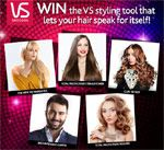 What does your hair say about you? Great VS Sassoon prizes to be WON here!