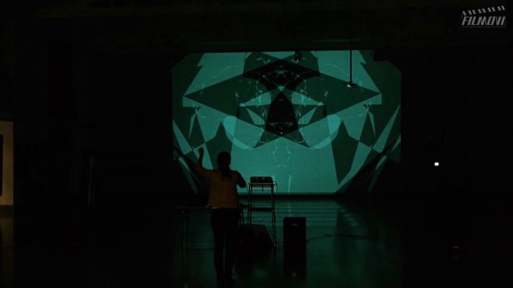 Visual Alchemy - interactive abstract audiovisual show made with new technology and sensors. Every participant could take a part. Presented 15.05.13, 23.05.13, 2.09.13  #interactive #performance #projection #abstract #projection #vj #interior #białystok