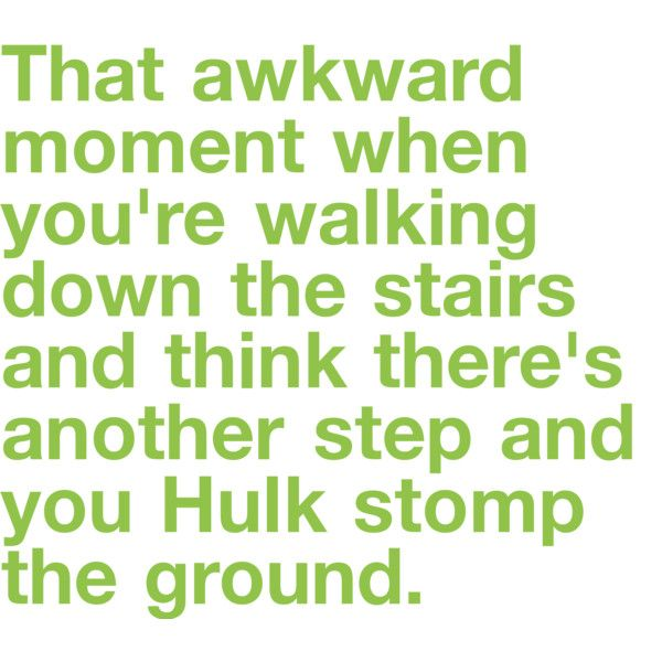 Raise your hand if this has happened to you!!