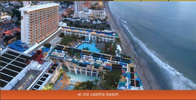 Uno de los hoteles de Mazatlán que actualmente ofrecen una excelente opción en plan todo incluido es El Cid Castilla Hotel de Playa, sus habitaciones, su gastronomía, su barra libre, actividades y entretenimiento complementan su inmejorable servicio!