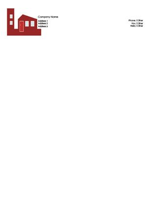 Construction Letterhead Designs and Printing This is a fairly - construction company letterhead template