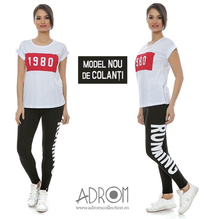 Achiziționează și tu pentru magazinul tău noii colanți cu scris pe picior. Comandă en-gros: http://www.adromcollection.ro/549-colanti-angro-11-2.html