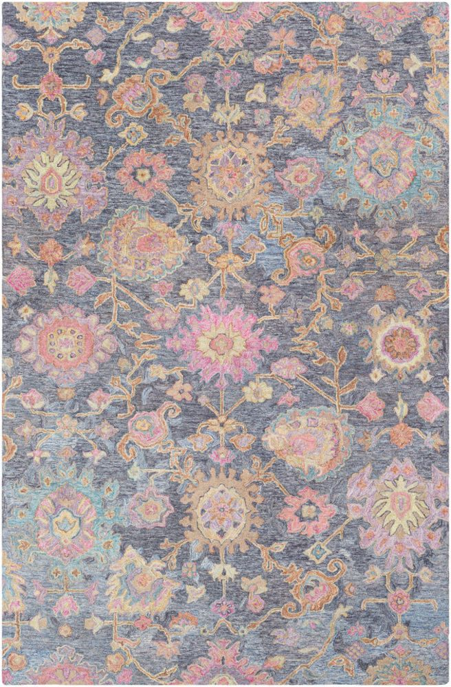 Surya Classic Nouveau Csn 1007 Area Rug With Images Area Rugs Rugs Traditional Rugs