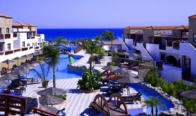 Hôtel Costa Lindia 5* Rhodes