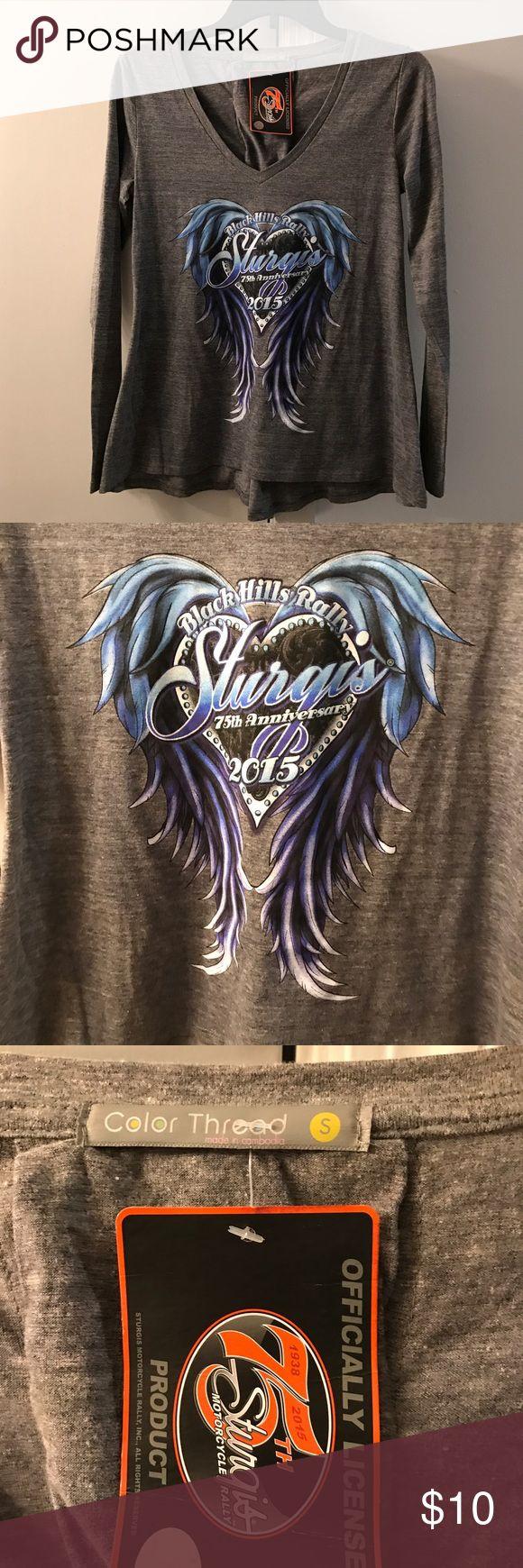 Harley Davidson Sturgis Bike Week Long Sleeve NWT Sturgis Bike week long sleeve shirt Harley-Davidson Tops Tees - Long Sleeve