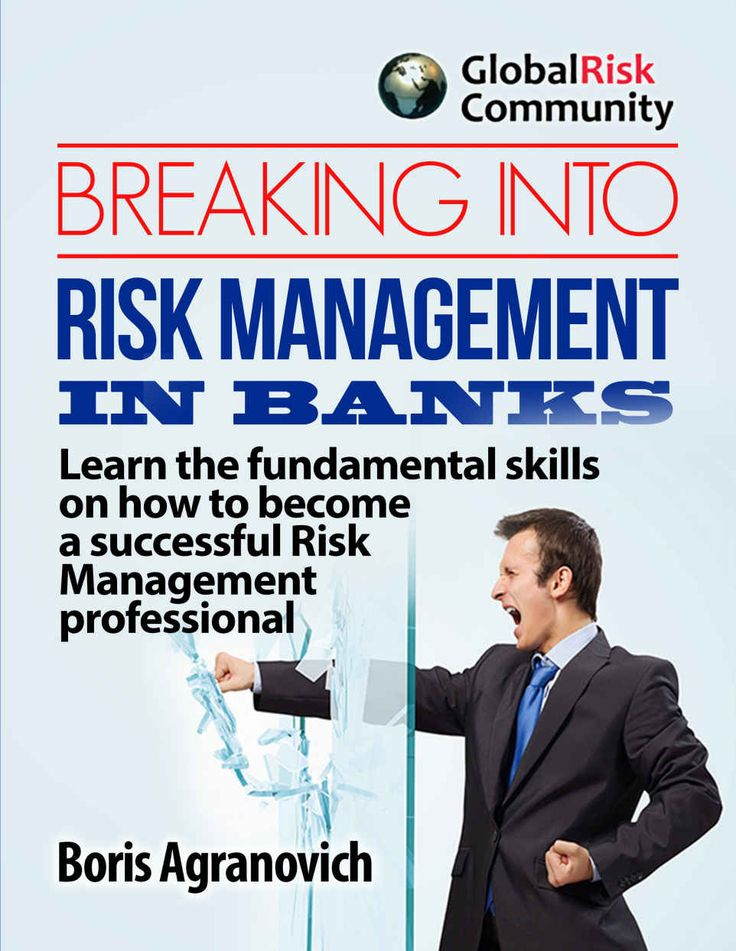 "Download This eBook Training Course ""Breaking Into Risk Management in Banks"" ($47 Value) for FREE now! The ebook delivers fundamentals of Risk Management in banks – overview of the principles, processes, and frameworks of Risk Management."