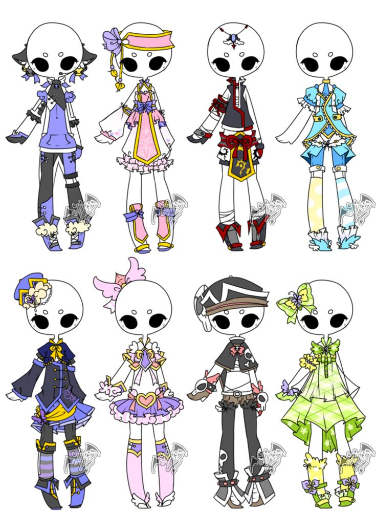 .:Adopted:. Outfit Batch 02 by DevilAdopts.deviantart.com ...
