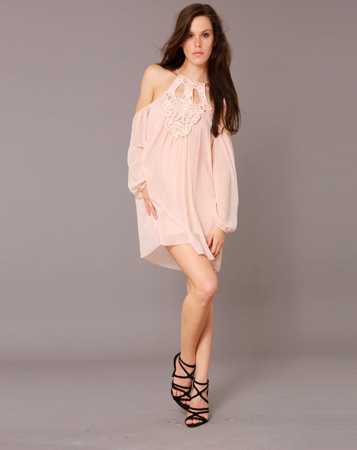 Les 25 meilleures id es de la cat gorie robe rose poudre sur pinterest chaussures de bal - Robe demoiselle d honneur rose poudre ...