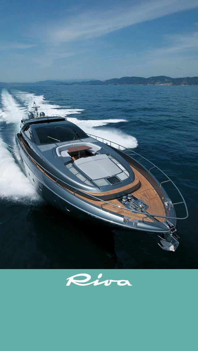 Riva Luxury Yachts MadeInItaly