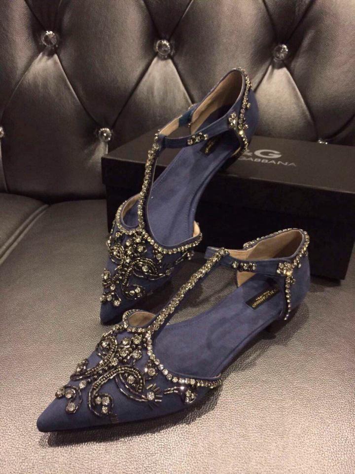 diamante singoli scarpe più leggera cinghia punta piatta ricamo t scarpe da