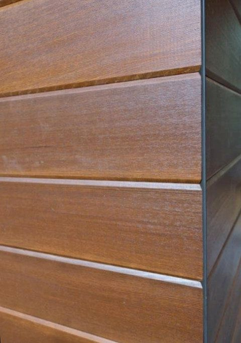 Tongue Amp Groove Cedar Siding Corner Use T Amp G Cedar