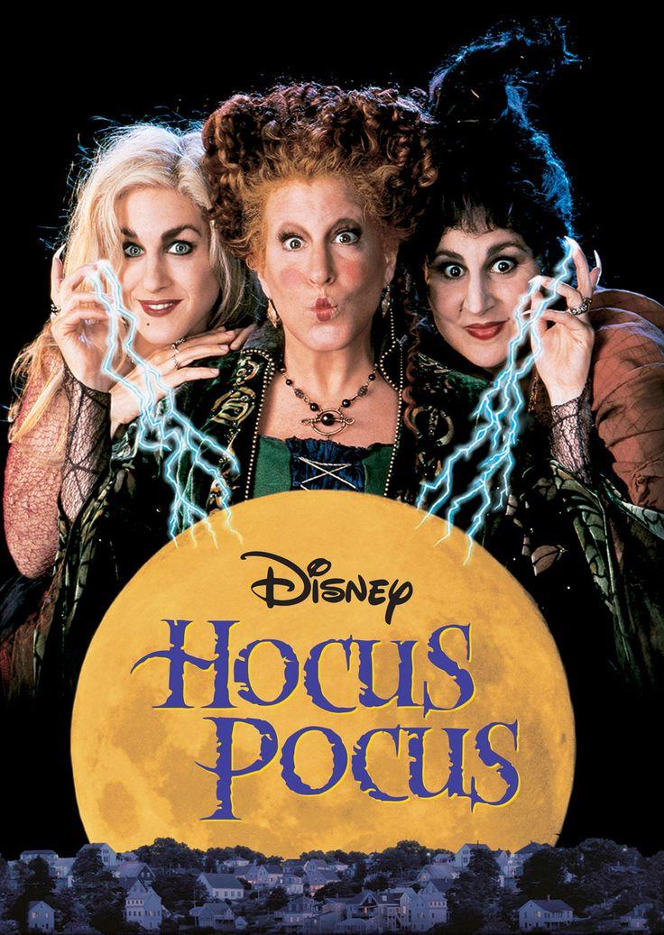 Hocus Pocus in 2020 Best halloween movies, Kids' movies