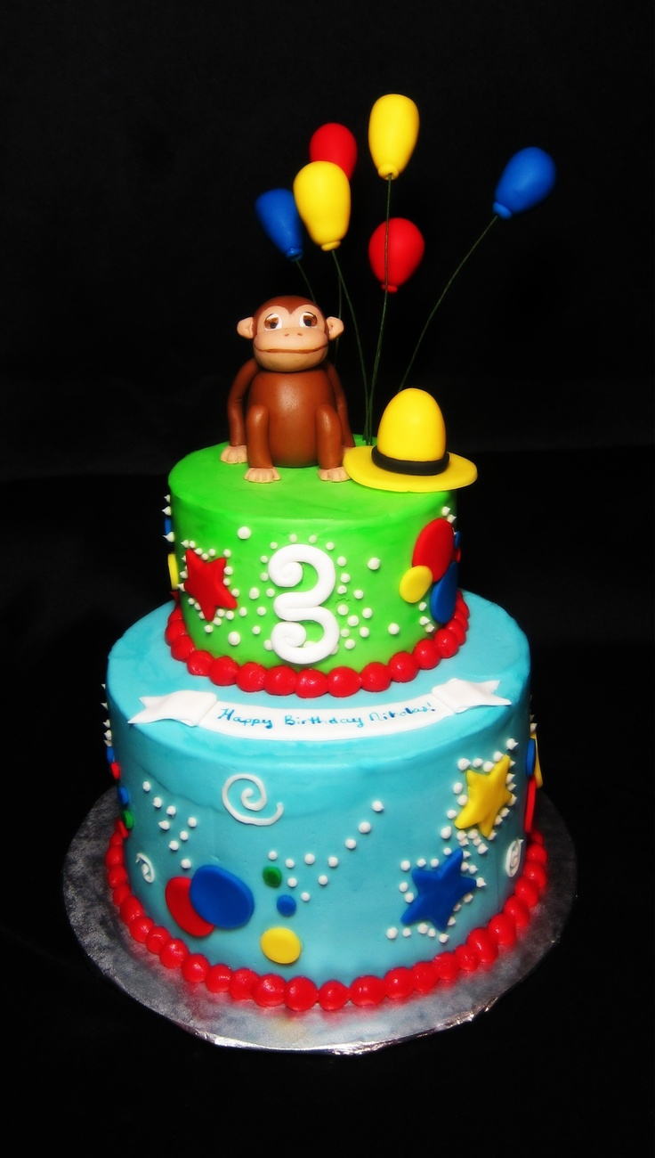 curious george cake 12 best curious george cake images on curious 3237