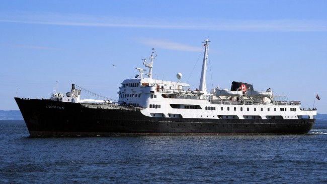 MS Lofoten - Exploration cruise ship