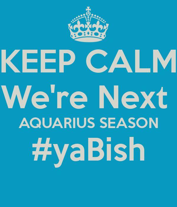 aquarius season - Google Search