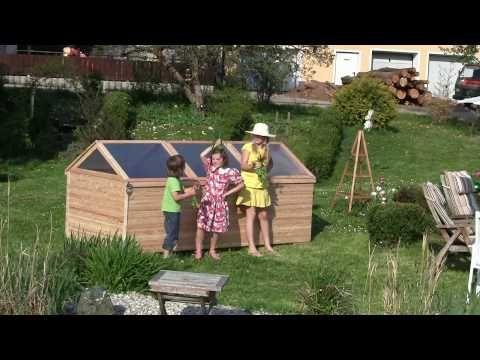 ponad 25 najlepszych pomys w na temat hochbeet aufbau na pintere cie terrassenaufbau. Black Bedroom Furniture Sets. Home Design Ideas