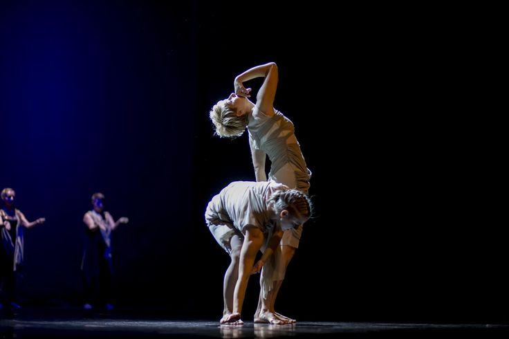 """""""Jestem pomiędzy"""" Teatr Tańca DF, fot. M. Śmieszek"""