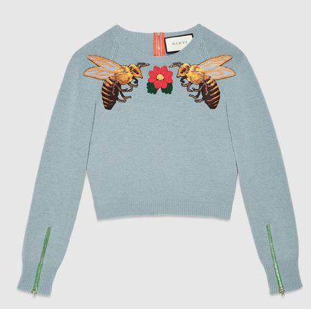 gucci embroidery - Google Search