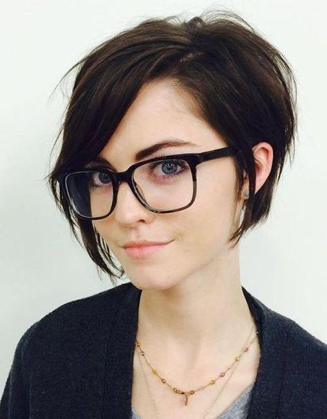 Cortes de pelo cortos para mujer joven