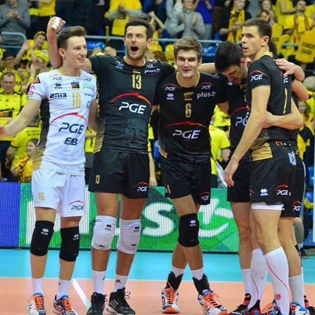 Instagram photo by @pgeskra (PGE Skra Bełchatów) | Iconosquare