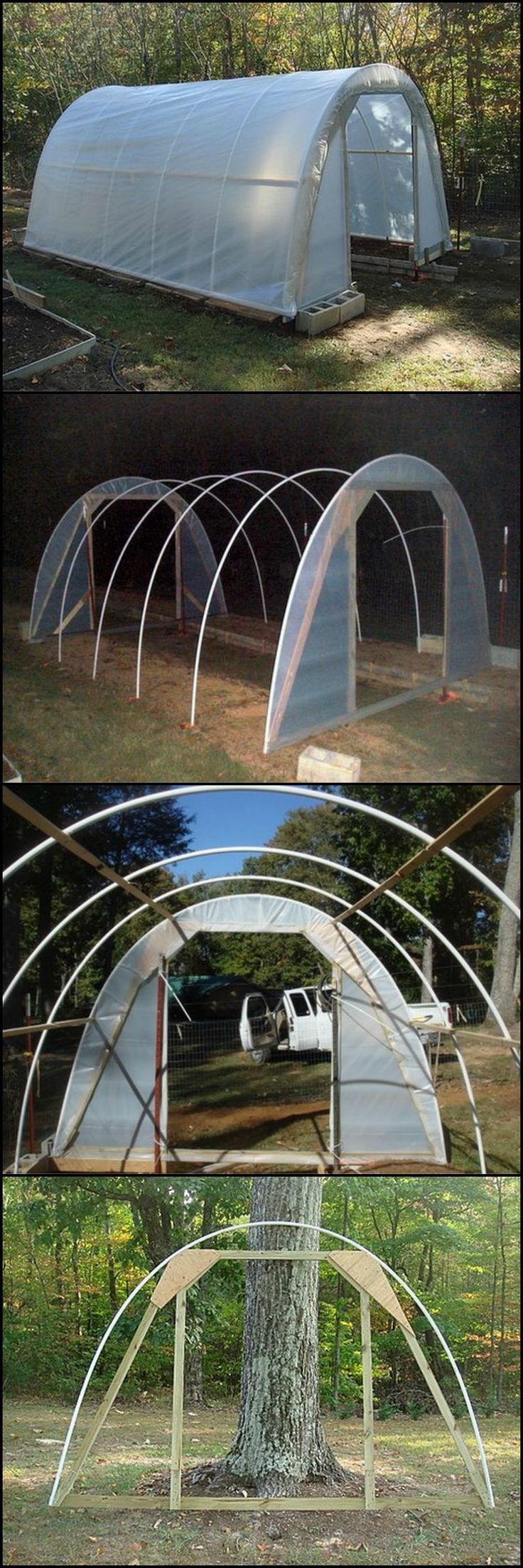 How To Build An Inexpensive Greenhouse http://theownerbuildernetwork.co/o5bi Pssst! Want a cheap greenhouse? How does $50 sound? If you want a greenhouse but don't want to spend a lot with buying one, build your own!
