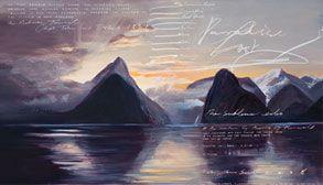 Peter James Smith . Milford Sound.