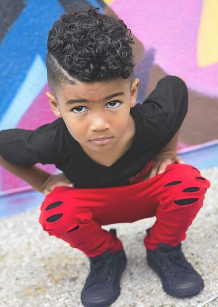 Black Kids Hairstyles Boys 52