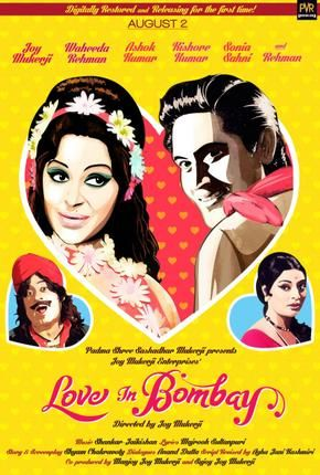 'Love in Bombay was Joy's waterloo'