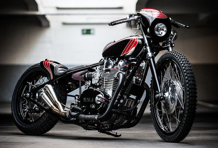 skililo:  Yamaha Bobber fromXtreme Bikes Mag Onlineand FB