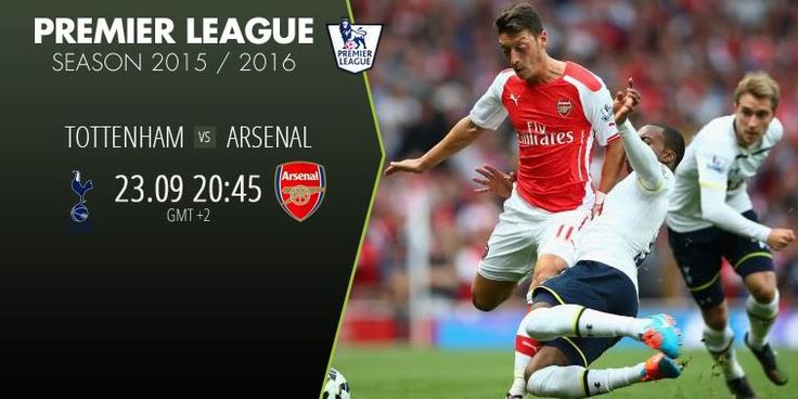 Premier League is in action!!! Hold the excitement for TOTTENHAM vs ARSENAL live on Sept 23 only on www.betboro.com