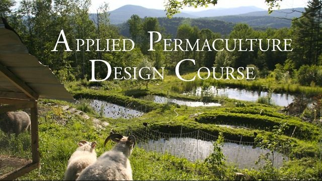 Whole Systems Design Applied Permaculture Design Course by Ben Falk. Utilizing the design studio and site resources of Whole Systems Design, LLC and the Whole Systems Design Research Farm, this course is a skills-based permaculture design training in Vermont.  The course offers immersion in a decade-old permaculture site with a highly diverse and integrated built and biological infrastructure in place.  The course offers a skill-focused, hands-on alternative to the highly academic…