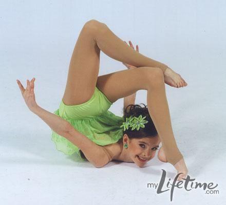 Dance Moms - Brooke's Dance Pictures -